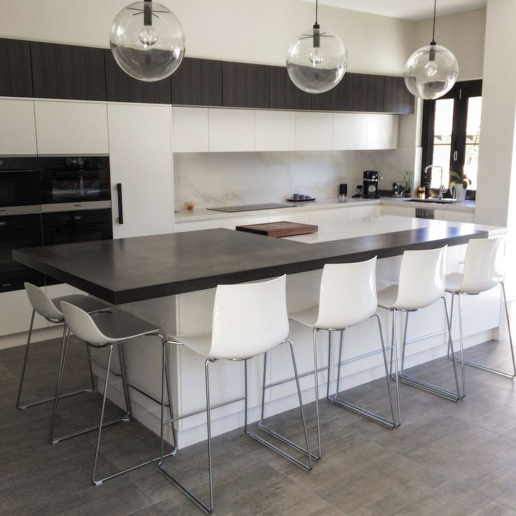 76 Best Polished Concrete Kitchen & Island Benchtops
