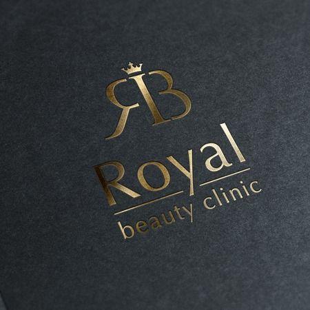 haru_Designさんの提案 - 高級感あふれる美容クリニック「ロイヤルビューティークリニック」のロゴ作成 | クラウドソーシング「ランサーズ」