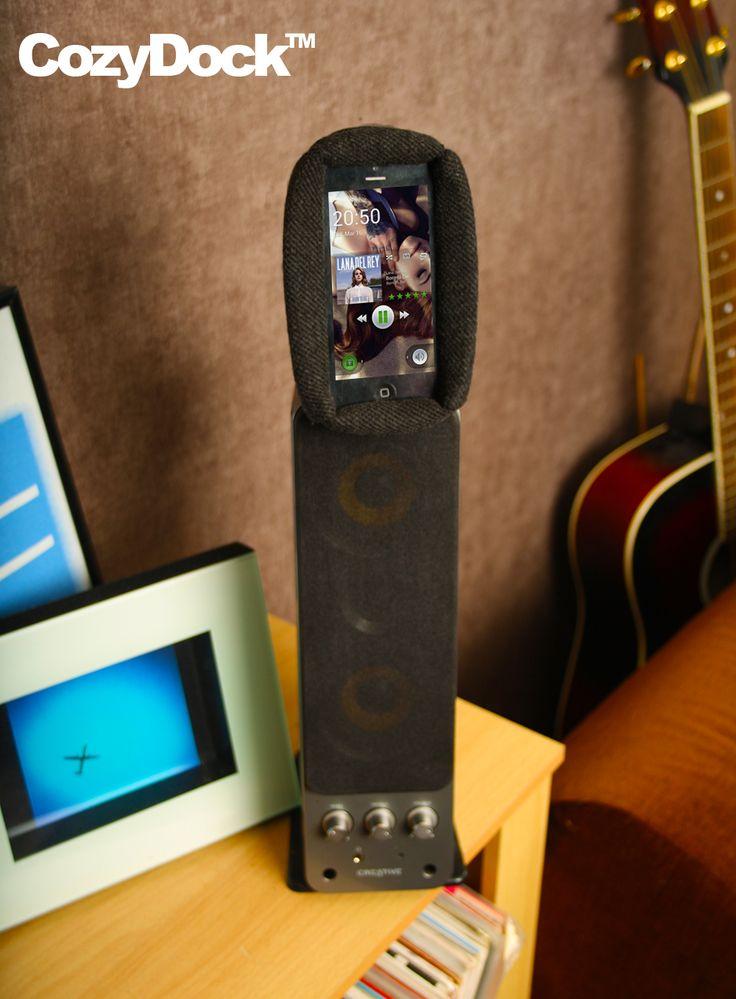 Speaker Dock!! #Music www.cozydock.com