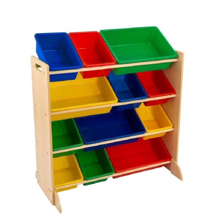 Sort it and Store it Bin Toy Orgniser Unit.  Available at Kids Mega Mart Online Shop Australia