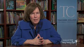 Lucy Calkins - Pathways to the Common Core Videos