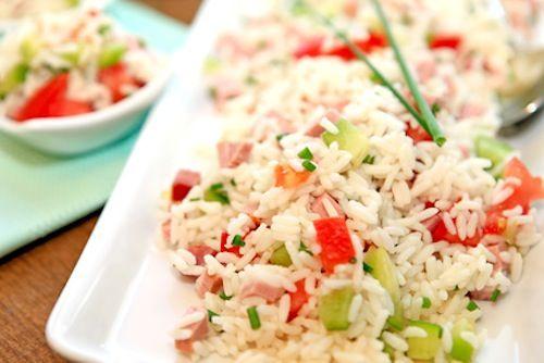 insalata di riso consigli