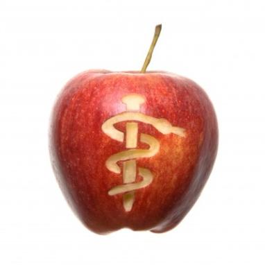 Aesculapian apple