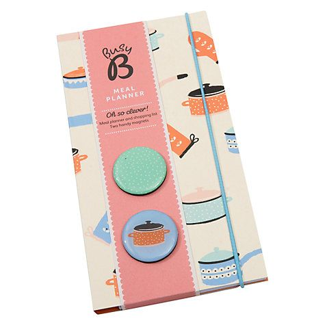 Beautiful Buy Busy B Kitchen Meal Planner Online at johnlewis