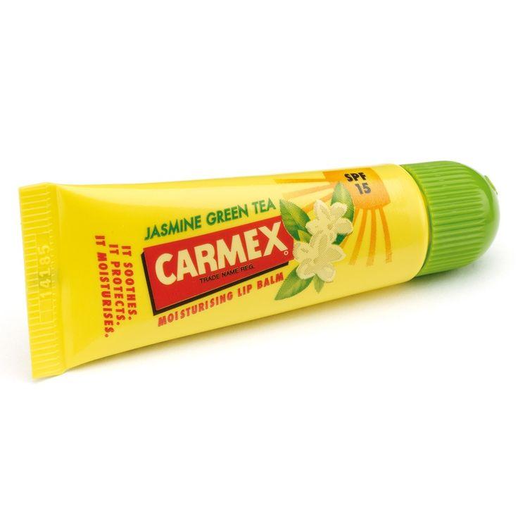 $5.99 - Carmex Jasmine Green Tea Moisturising Lip Balm Squeeze Tube SPF15 10 g