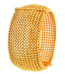 Buy Grandiose Gold Bead Designer Kada (Openable) bangles-and-bracelet online