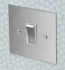 Forbes and Lomax Nickel Silver Rocker Switch - sparksdirect.wordpress.com