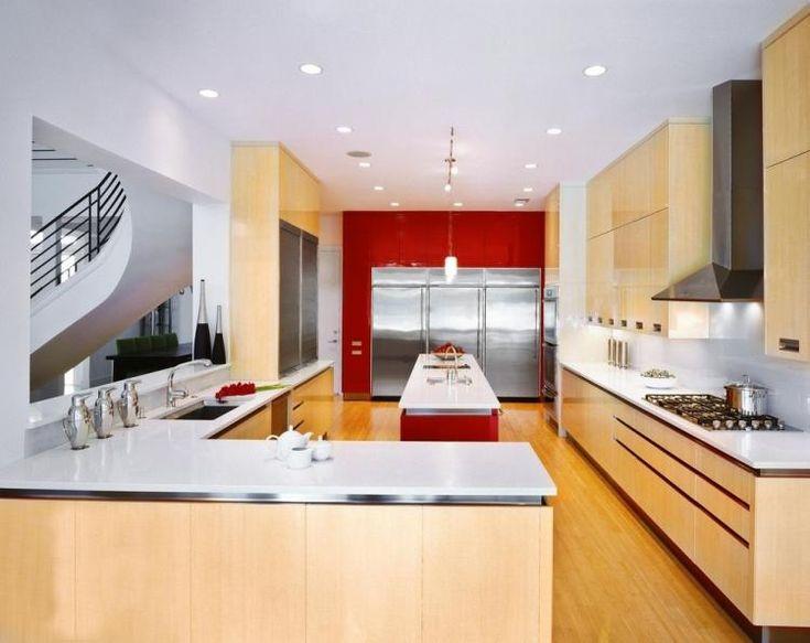 Die besten 25+ Faux plafond design Ideen auf Pinterest Küchen - Led Einbauleuchten Küche
