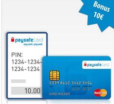 Pagar en cualquier tienda con PIN paysafecard   MasterCard Paysafecard