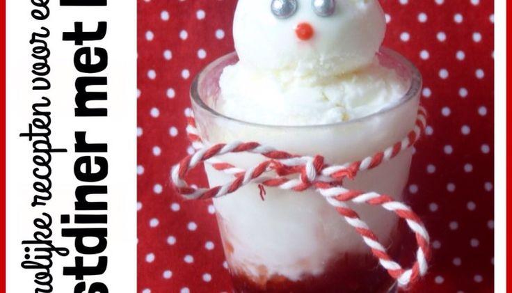 Vrolijk kerstdiner: recepten voor een kerstmenu met kinderen