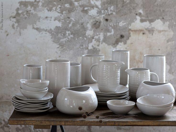EFTERTANKE – keramik på känn | IKEA Livet Hemm