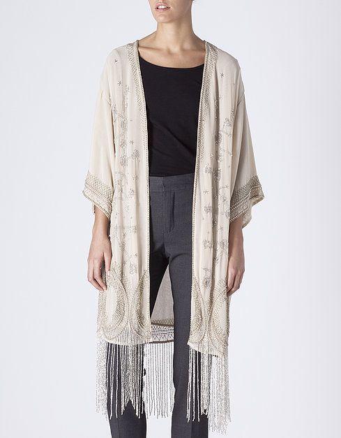 Kimono bordado | Night | NUEVO! | SHOP ONLINE SUITEBLANCO.COM