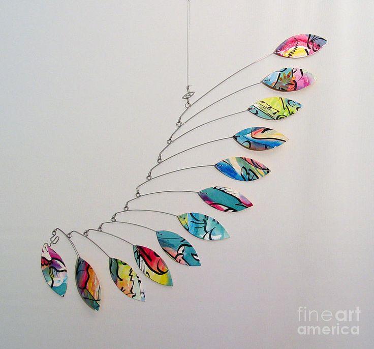 best 25  mobile sculpture ideas on pinterest