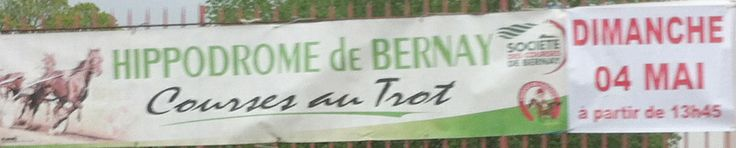 Courses hippiques à Bernay, la saison et ouverte..