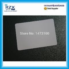 [ $1,657 OFF ] Iso1443A 13.56Mhz Mifare Classic Rfid Blank Smart Chip Card With Overlay Lamination On Both Side For Zebra Printer