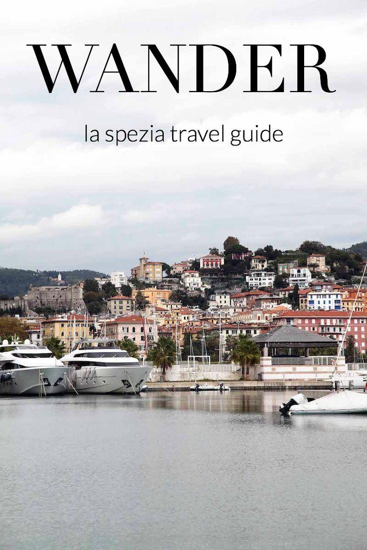 Coastal Pit Stop- La Spezia