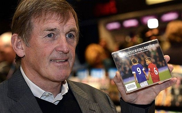 Former Liverpool manager Kenny Dalglish pays tribute to Hillsborough victims' families following High Court ruling - Telegraph