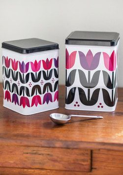 Totally Tulip Container Set, #ModCloth