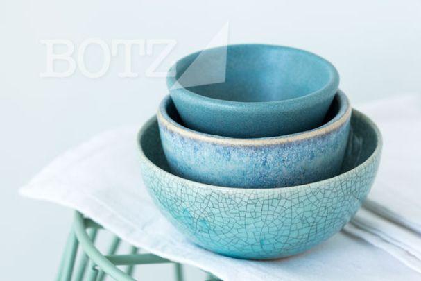 BOTZ Glasuren - BOTZ glazes: Galerie | Fotos