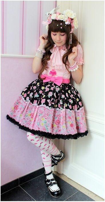 alternativepurple:    -Love'n'Roses-♥ ロリータ, sweet lolita, fairy kei, decora, lolita, loli, gothic lolita, pastel goth, kawaii, fashion, victorian, rococo, wa-lolita♥