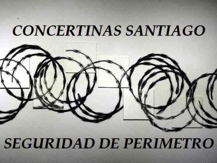 INSTALACIÓN ALAMBRE MÁXIMA SEGURIDAD, TIPO CONCERTINA CRUZADA TRES CANDADO DE 45 cm.$ 5900 EL METRO LINEAL CON MATERIALES Y MANO DE OBRA INCLUIDA. INSTALAMOS EN CASAS, EMPRESAS, CONDOMINIOS.IDEAL SOBRE TECHOS, MUROS, REJAS METÁLICAS,EL MÉTODO MAS EFECTIVO EN SEGURIDAD PERIMETRAL. CONTACTO AL 991441447 whatsapp +56 9 91441447