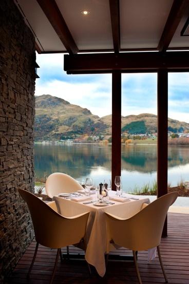 Wakatipu Grill at Hilton Queenstown. #Queenstown #NewZealand #Travel #Dining #Restaurant
