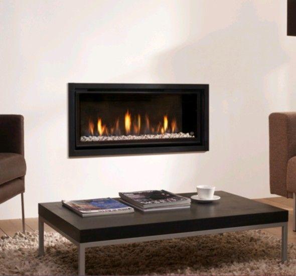 Global Fires 90 CF  #Kampen #Fireplace #Fireplaces #Interieur #Kachelplaats