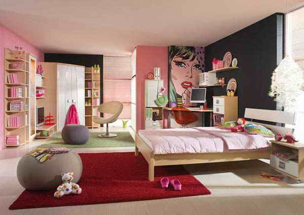 girlsbedrooms - Google Search
