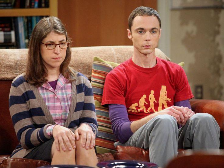 Kostüm für Paare - Big Bang Theory Amy & Sheldon