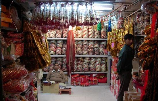 new delhi shopping guide