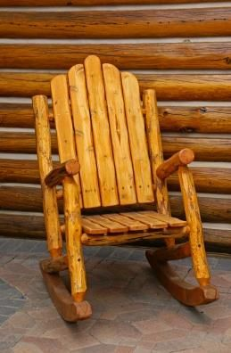 ahhh ... my adirondack rocker ... this has my name on it !!