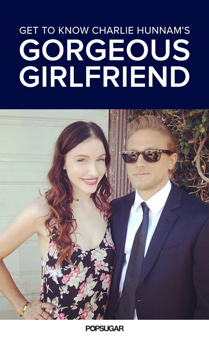 Charlie Hunnam and his girlfriend, Morgana McNelis, have been dating for several years—she's a lucky lady!