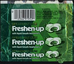 I loved this gum! They had a cinnamon one too.