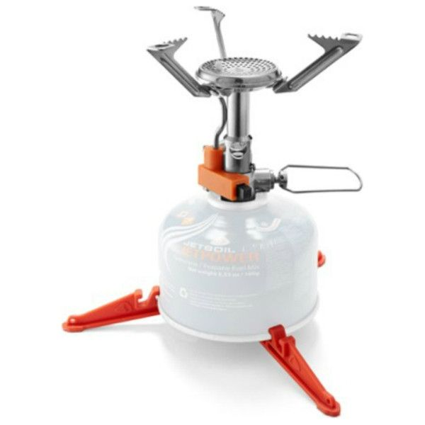 JETBOIL® |  MightyMo PERSONAL COOKING SYSTEM Introducing the ultra-stowable, single burner stove tha