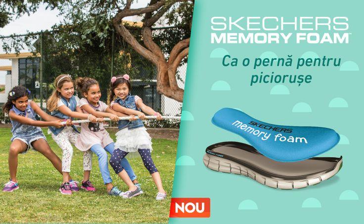 NOU: Adidasi Skechers in magazinele bigstep®