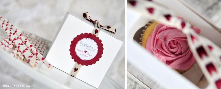 Pomysły na prezent dla gości weselnych - partymika