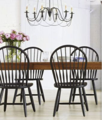 1000 Images About Black Windsor Chairs On Pinterest