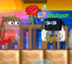 @Seth, Thanks for creating Growtopia and punishing scammers!