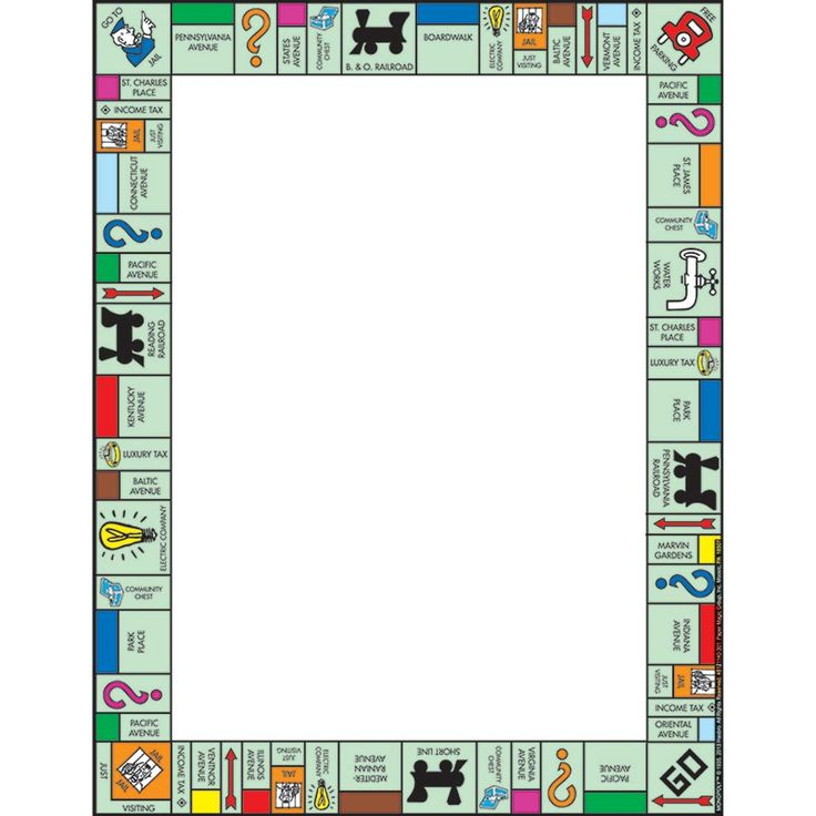 Monopoly Computer Paper $5.49