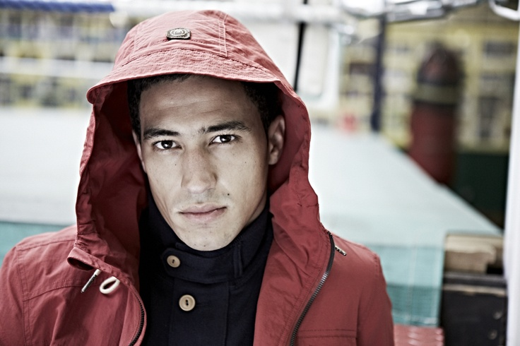 Duck and Cover SS13  with Team GB Judo star Ashley McKenzie