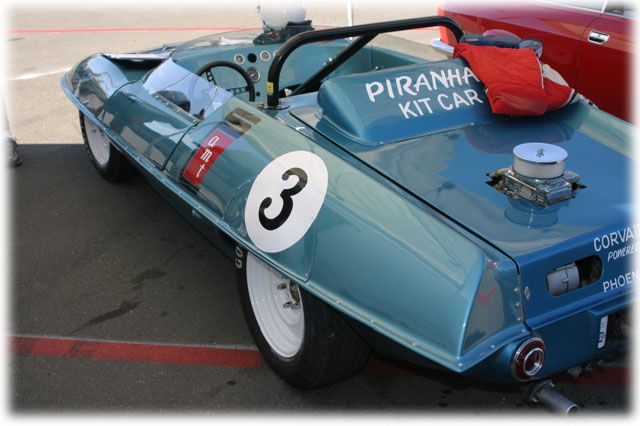 AMT Piranha CRV Prototype Race Car for Sale in Redwood City, California (San Francisco Bay Area)