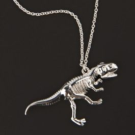 She will rampage every miniature city she finds! Hahaha. This necklace is frickin awesome!!