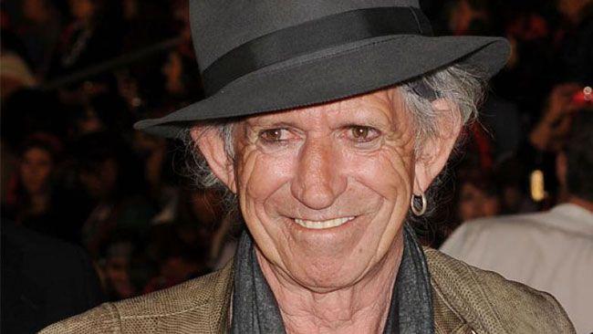 Le secret de l'immortalité selon Keith Richards