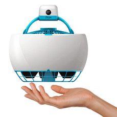 Fleye, il nuovo mini drone che fa impazzire il web