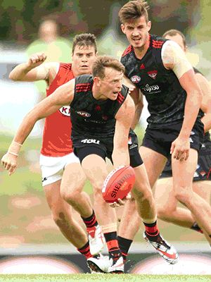 The official AFL website of the Essendon Football Club...