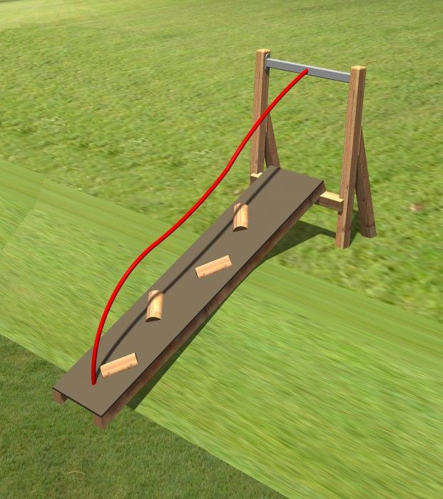 Designed to give access up any embankment. This activity is ideal when trying to stop erosion by children.  Combo with our Embankment Slide SC381! #EmbarkmentLogClimbSC382 #PlaygroundCentre #ModularPlaySystems #PlaySpace #PlayGround #Fun #Play