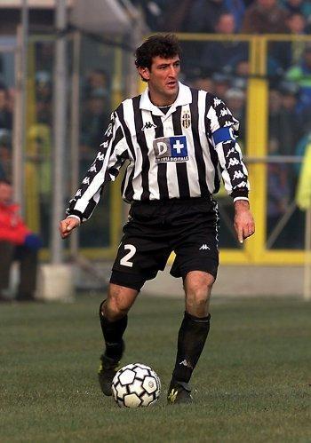 Ciro Ferrara (Italia) - Napoli / Juventus