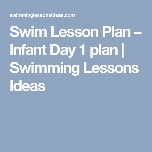 how to teach swim lessons for toddlers