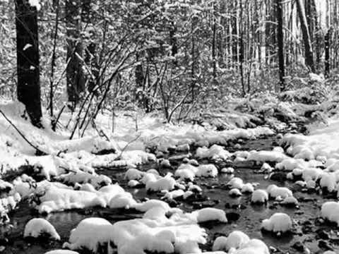 Hull a pelyhes fehér hó.
