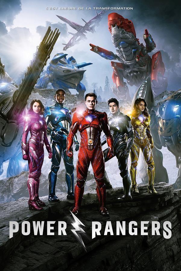 Power Rangers  Quand leur ville est attaquée par des aliens, 5 lycéens ordinaires vont se transformer en super-héros. Ils vont devenir les Power Rangers et vont rapidement découvrir qu'ils sont seuls à pouvoir protéger la Terre.